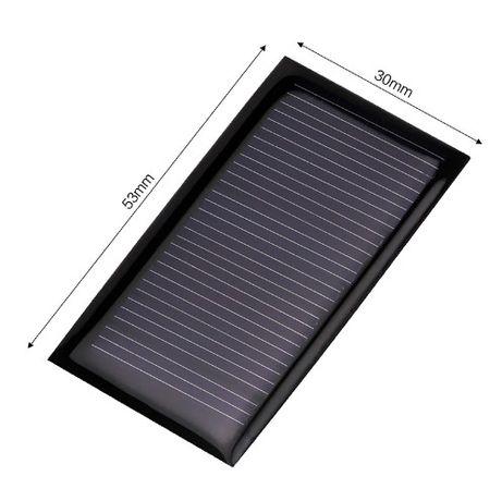 Mini Painel Solar 0.15 w 5 v 53*30mm