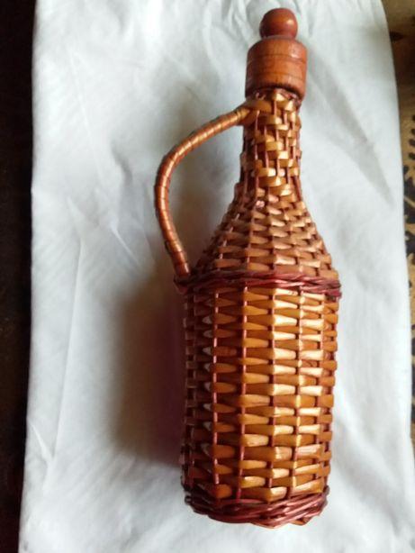 Бутылка для хранения вина 1 литр