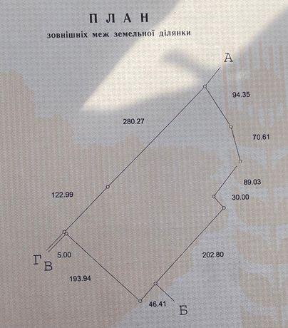 Продаж земельноі ділянки село Йосипівка (Житомирська область)
