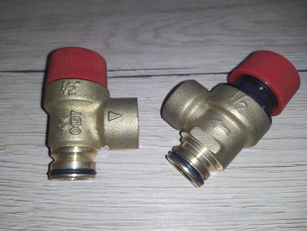 Клапан предохранительный газового котла Immergas, Nova Florida и др.