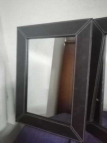 Espelhos em pele