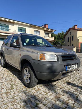 Land Rover Freelander Cabrio