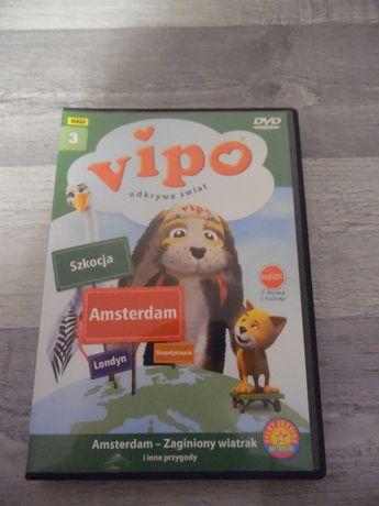 VIPO bajka na DVD, laptop cz.3