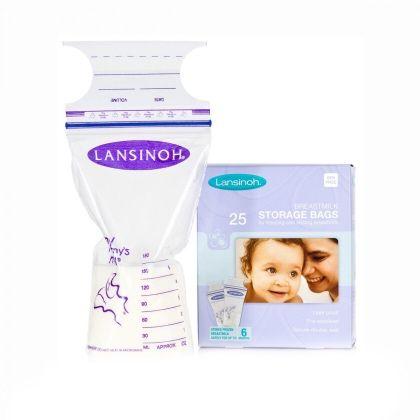 Пакеты для хранения грудного молока 44 шт