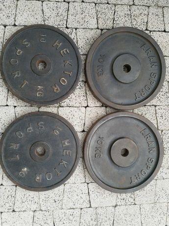 Obciążenie Aran Hektor siłownia