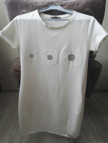 Sukienka ciążowa casual + bluzeczki i sweterek ciążowe