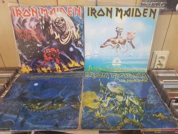 Iron Maiden LP vinil hard rock heavy metal