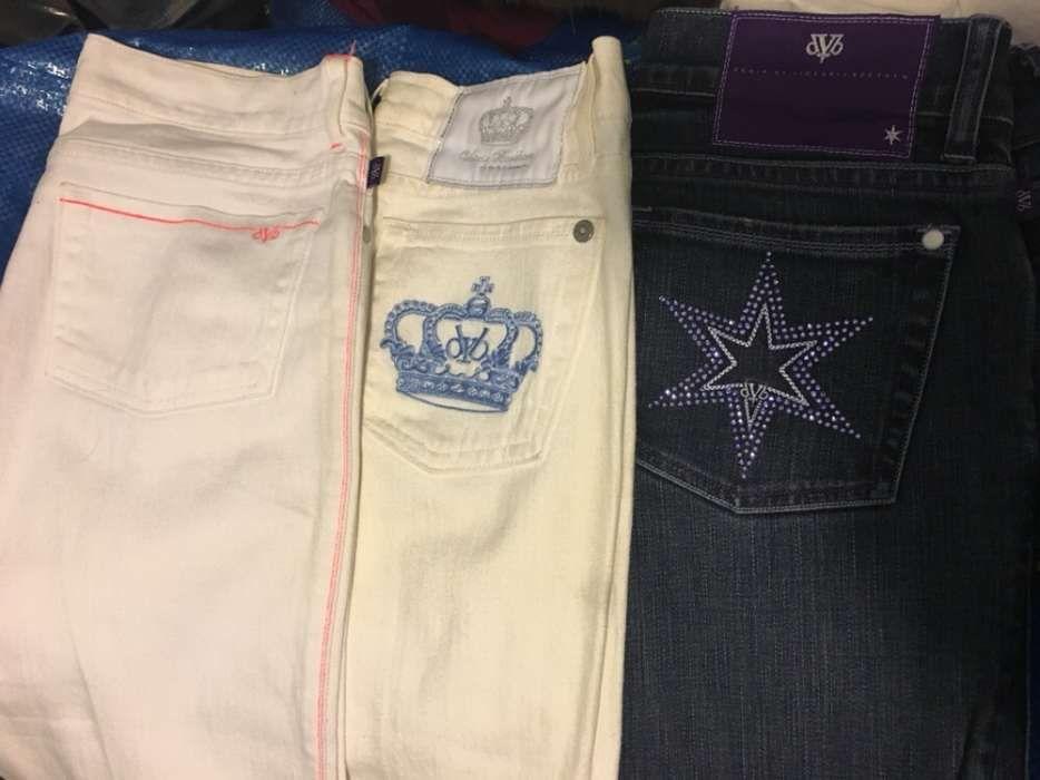 Calças de ganga Victoria Beckham Originais Soalheira - imagem 1