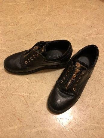 Туфли для девочки-подростки