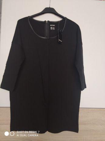 Bluzki czarne damskie