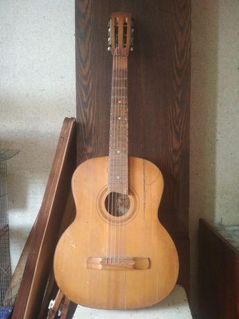 Гитара акустическая СССР