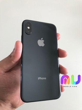 iPhone XS 64GB Preto A+ Garantia 12 meses - Desbloqueado