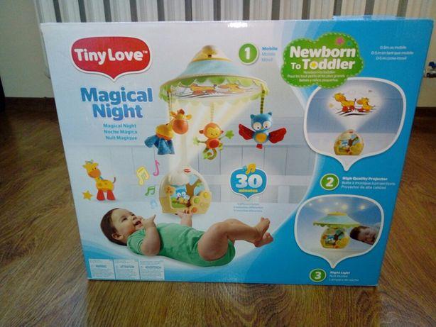 Karuzela Tiny Love 3w1 z projektorem