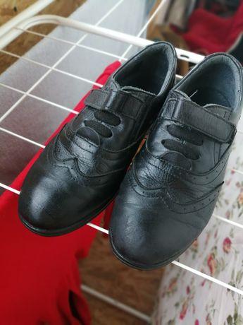 Туфли для мальчика кожа, Bistfor