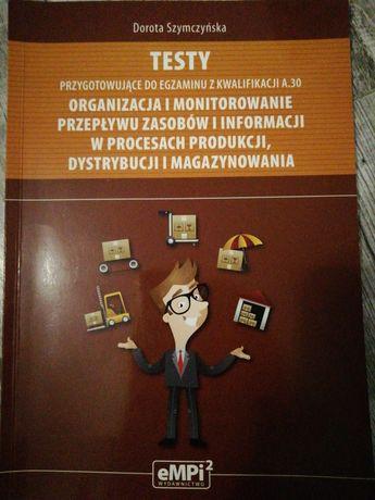 Testy organizacja i monitorowanie przepływu zasobów i informacji w pro