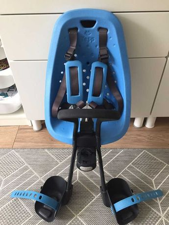 Thule yepp mini, Fotelik rowerowy przedni yepp