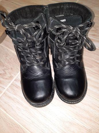 Зимние ботинки Alexandro