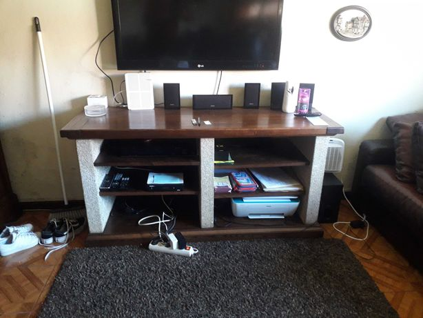 Móvel TV em Granito