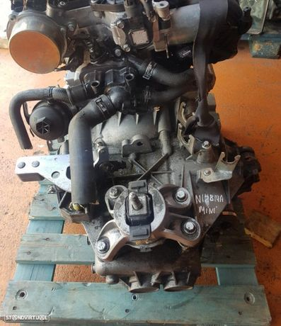 Caixa Velocidades Mini One R56 1.6 Ref. 2300.7568720-02