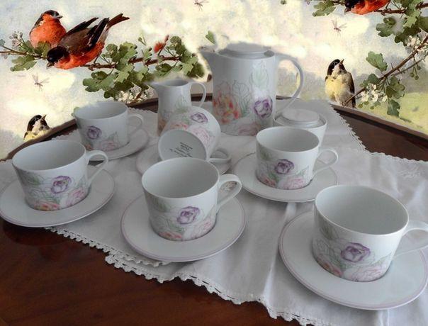Serviço   de chá  da Spal