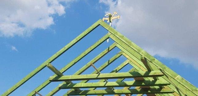 Budowy domów, remonty , naprawy starych dachów
