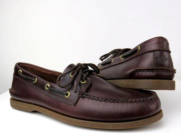 Sperry Markowe mokasyny buty żeglarskie r 46 -30%