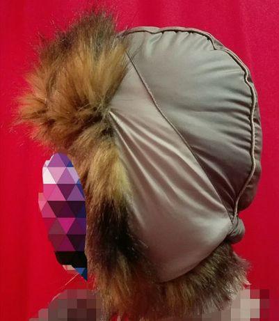 Продам новую зимнюю шапку ушанку