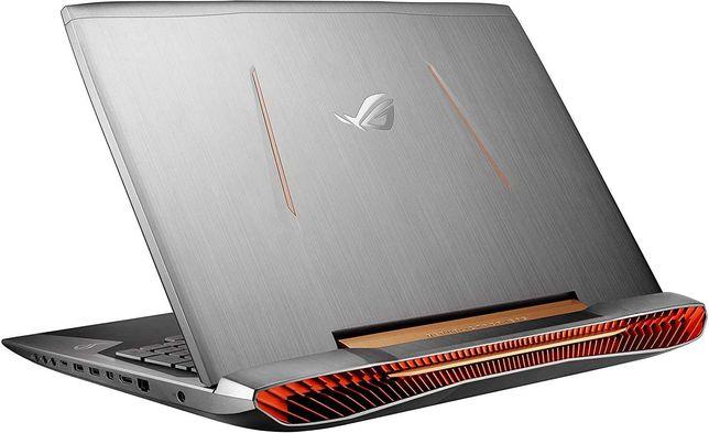 Laptop Dla gracza Asus G752S i7 6700 SSD 16GB GTX 1070 8GB !!!