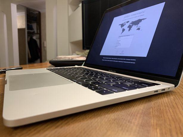 Apple MacBook pro 13 конец 2016 tuch bar intel i7 ssd 512 gb ddr 16 gb