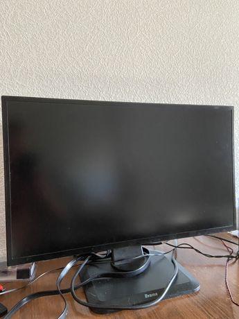 Поворотный 24 дюймовый монитор FullHD