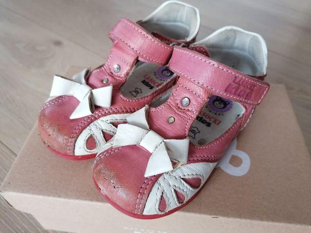 Sandały dziewczęce marki Lasocki Kids rozm 21