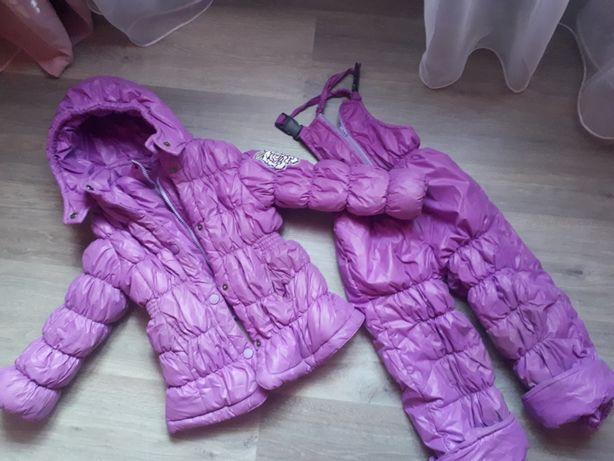 Зимний костюм, комбенизон, куртка