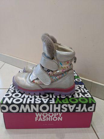 Зимние ботинки Woopy, 31 ,р