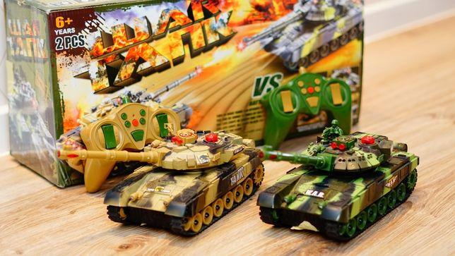 War Tanks zdalnie sterowane czołgi RC 2,4 ghz SUPER POLECAM