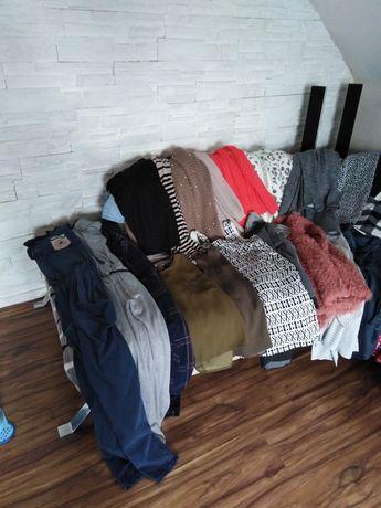 Sprzedam pakę ubrań w rozmiarze S M