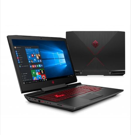 Laptop Gamingowy HP Omen GTX 1050 4GB 17 Cali IGŁA