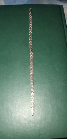 Branzoletka srebrna .próba 925.