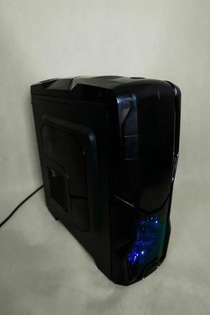 Komputer do Grania RX570 SSD 8 GB RAM DDR4 TEST na Wiedzminie 3