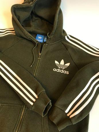 Мужское худи кофта Adidas originals оригинал свитшот зип худи nike gap