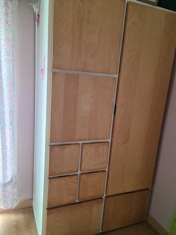 Roupeiro IKEA c/espelho
