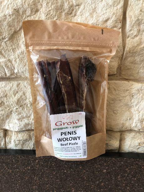 Penis Wołowy 17cm 100% naturalne przysmaki dla psa