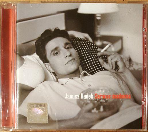 Janusz Radek - Serwus Madonna na CD