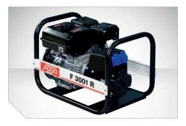 Agregat prądotwórczy F3001R FOGO