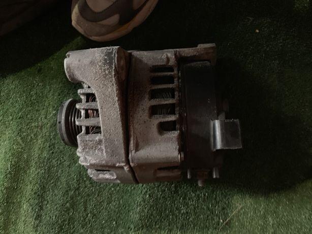 Генератор n47d20 bmw впускной коллектор, дросельная заслонка