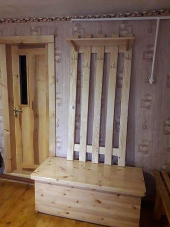 Мебель в прихожую, вешалка, подставка для обуви