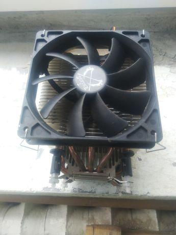 Scythe Mugen, radiator, chłodzenie Intel 775