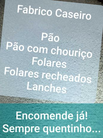 Bolos/ Molotof/ Folares caseiros - (sob encomenda)