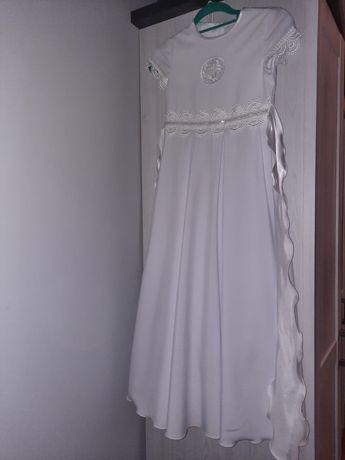 Alba,sukienka komunijna.