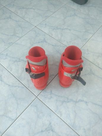 Детские горнолыжные ботинки Nordica