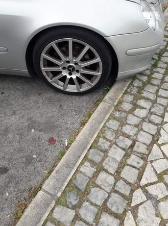 Jantes OZ 18 Mercedes